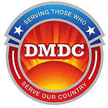 Seal of the defense manpower data center