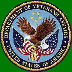 Seal of the u s department of veterans affairs