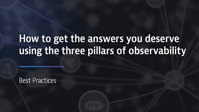 Best practices three pillars of observability 658 42bda31d1c